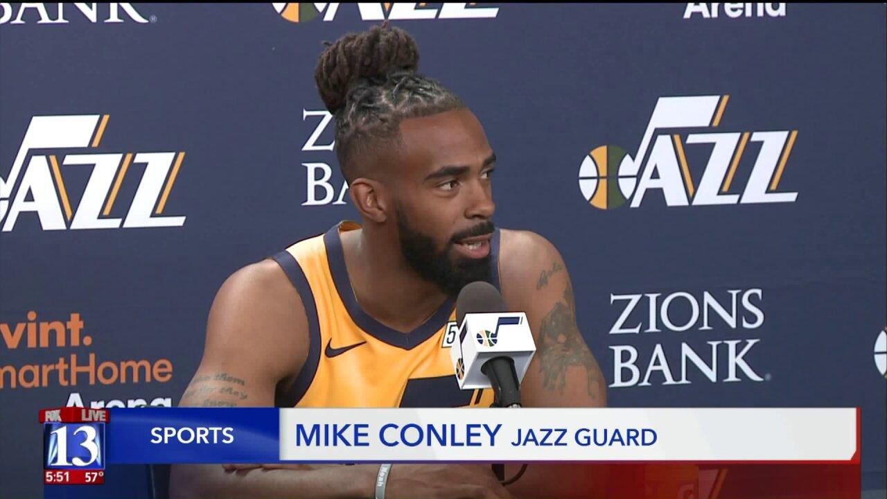 Utah Jazz gear up for 2019-20season