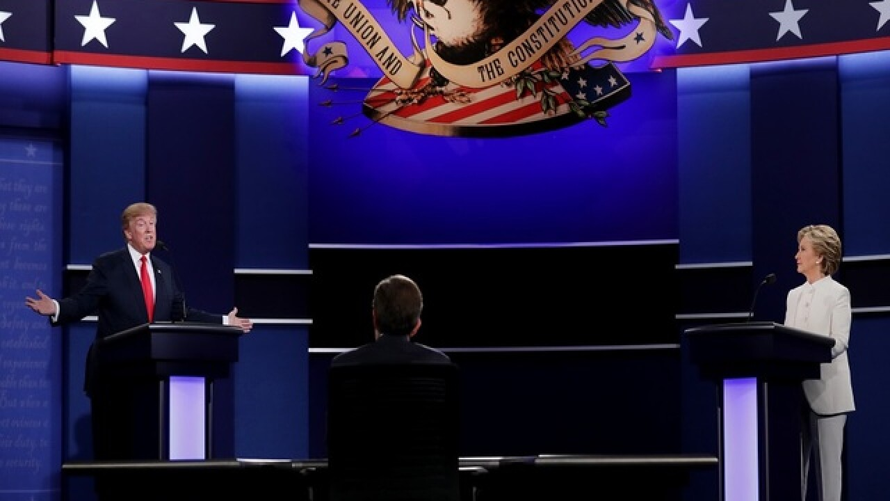 POLL: Who won the third presidential debate?