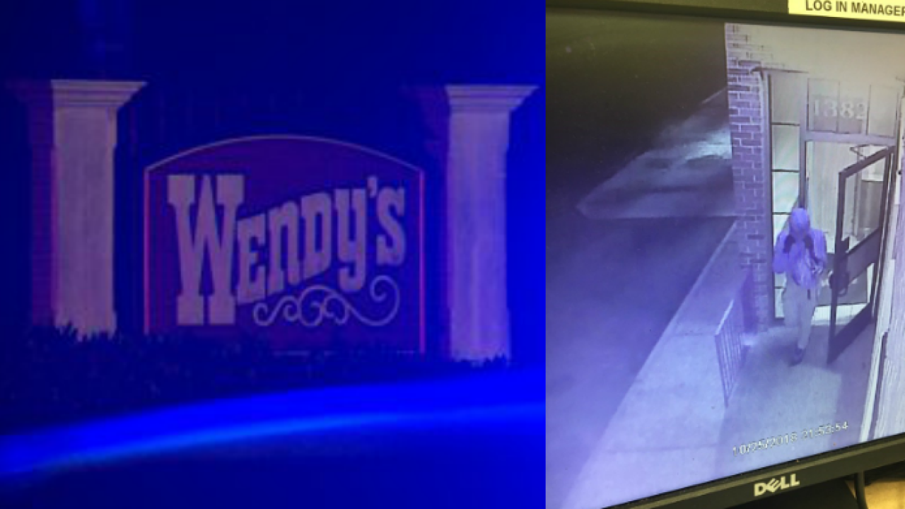 Police investigating armed robbery of MidlothianWendy's