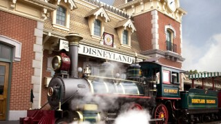 All aboard! Old favorites to Disneyland