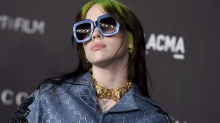 Billie Eilish to sing theme song for 25th James Bondfilm