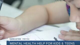 Kids and Mental Health