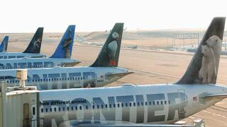 Frontier Airlines ranked No. 1 in complaints in November 2016