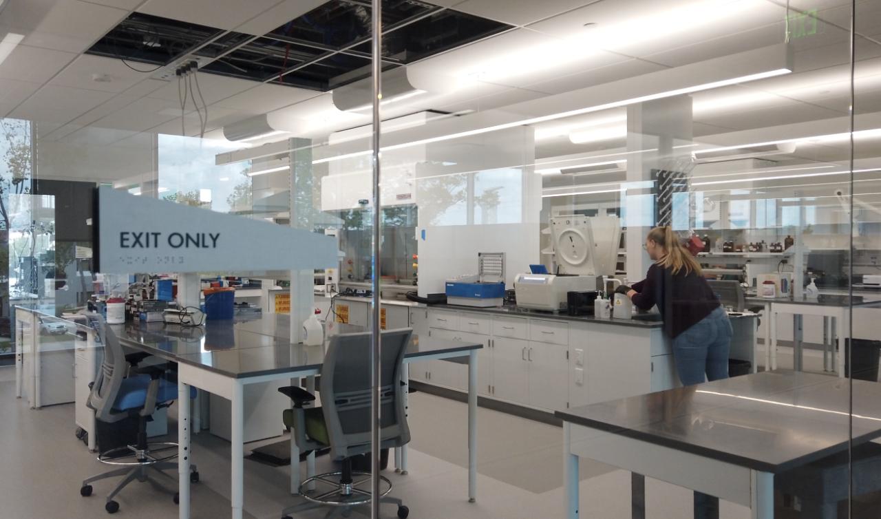 New crime labs in Hamilton County