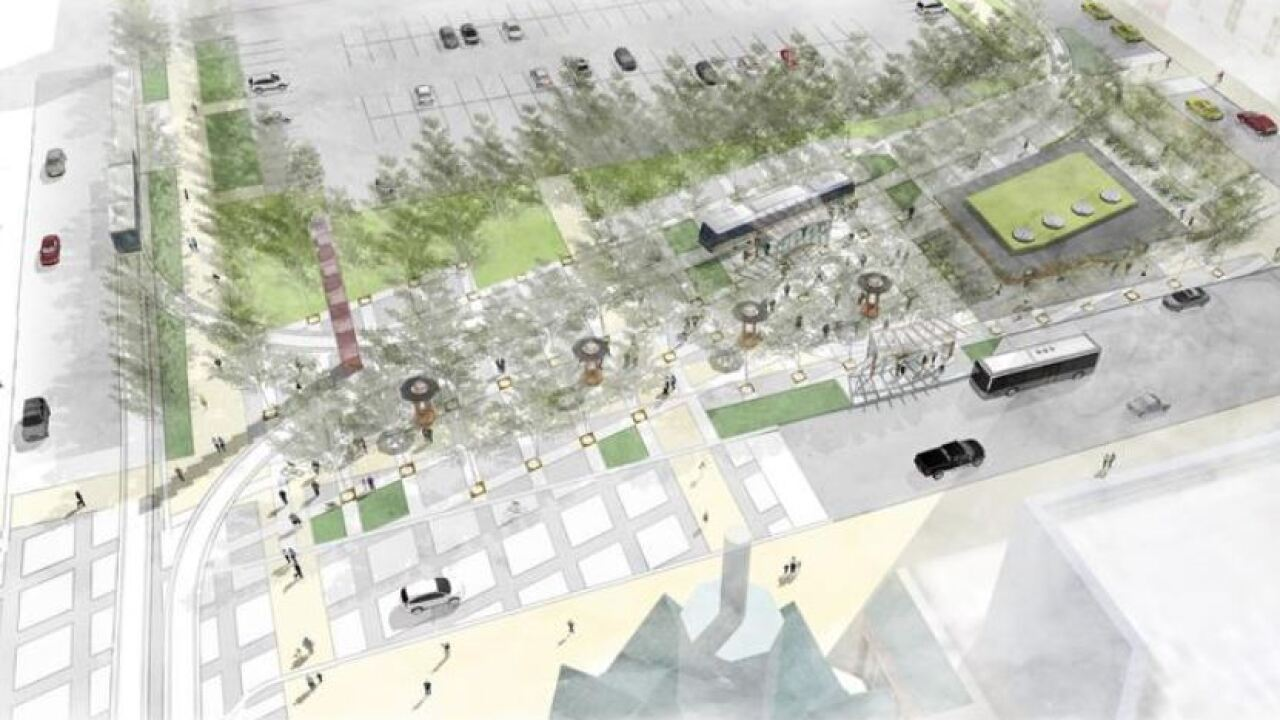 Streetcar Plaza