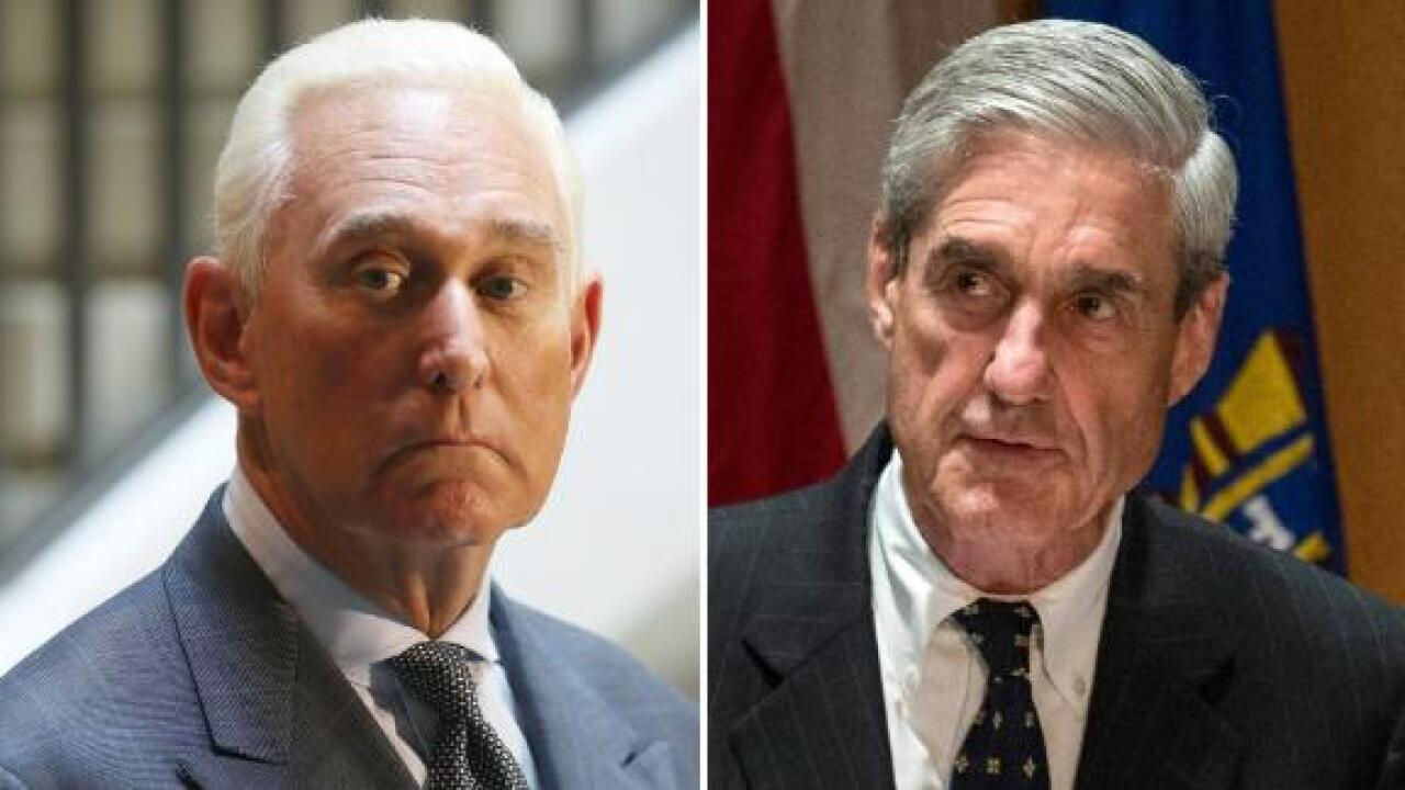 Nixon Foundation distances itself from Roger Stone after Mueller indictment