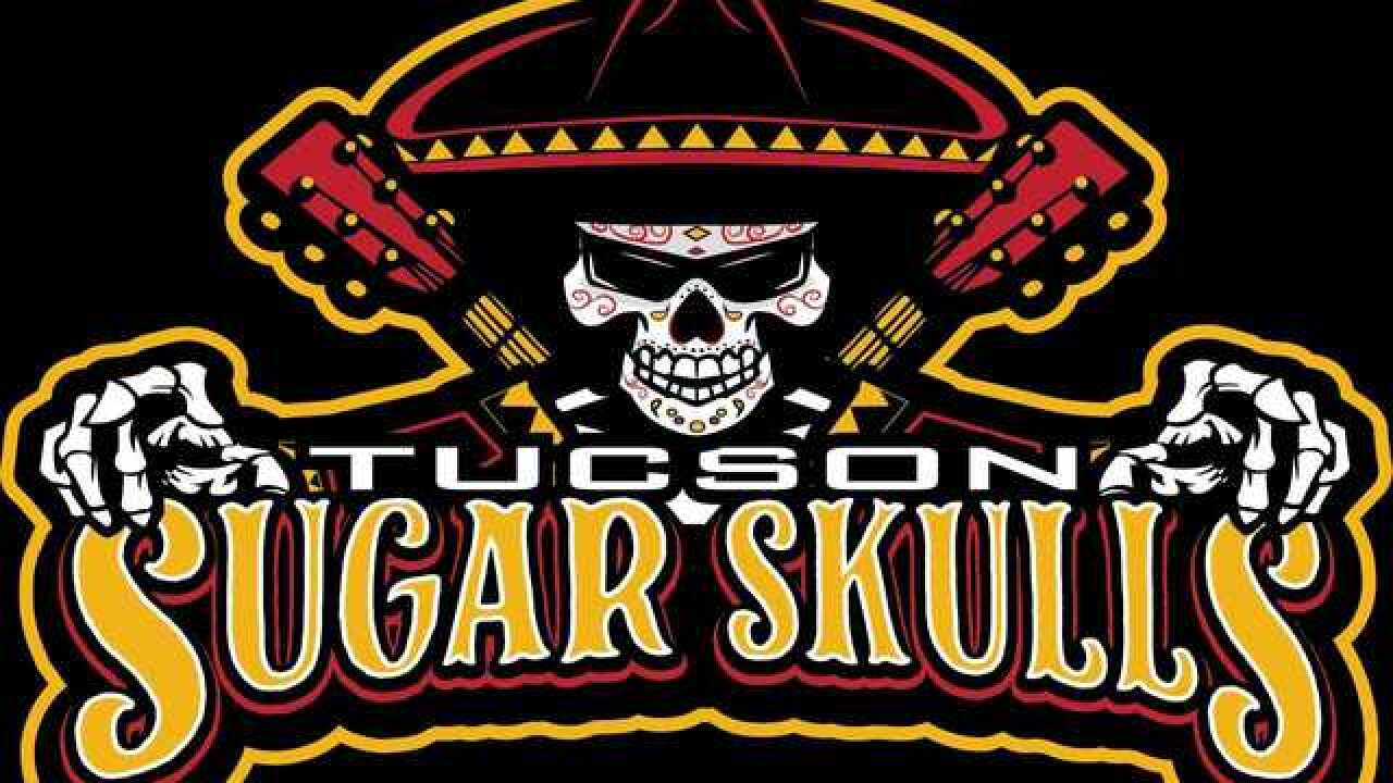 Tucson Sugar Skulls sign three new players