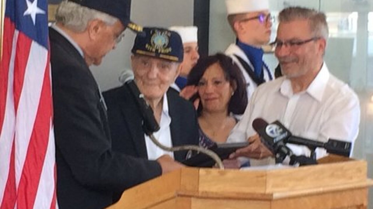 Five local veterans inducted to Wall of Honor