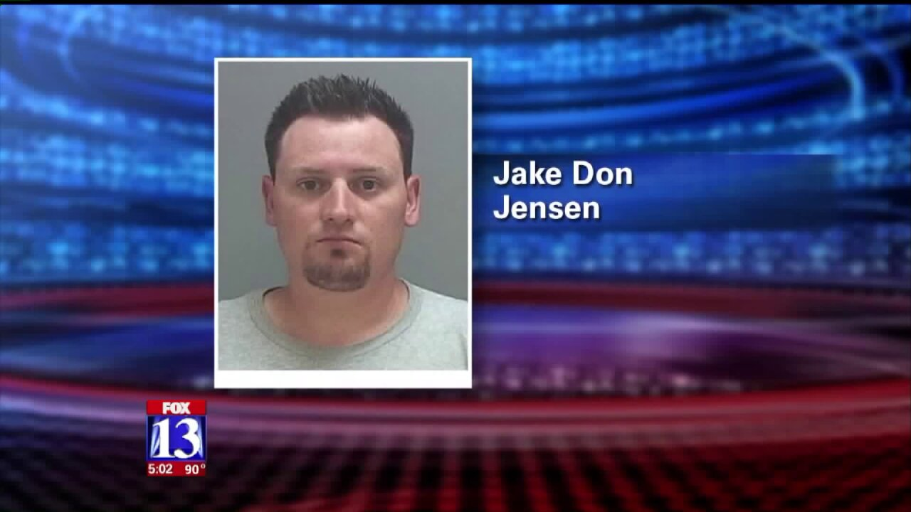 Utah man accused of abuse in 19-month-old girl's death appears in court