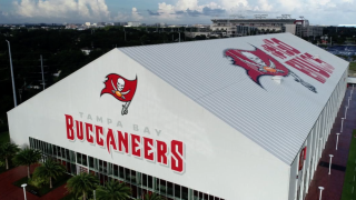 Buccaneers indoor facility