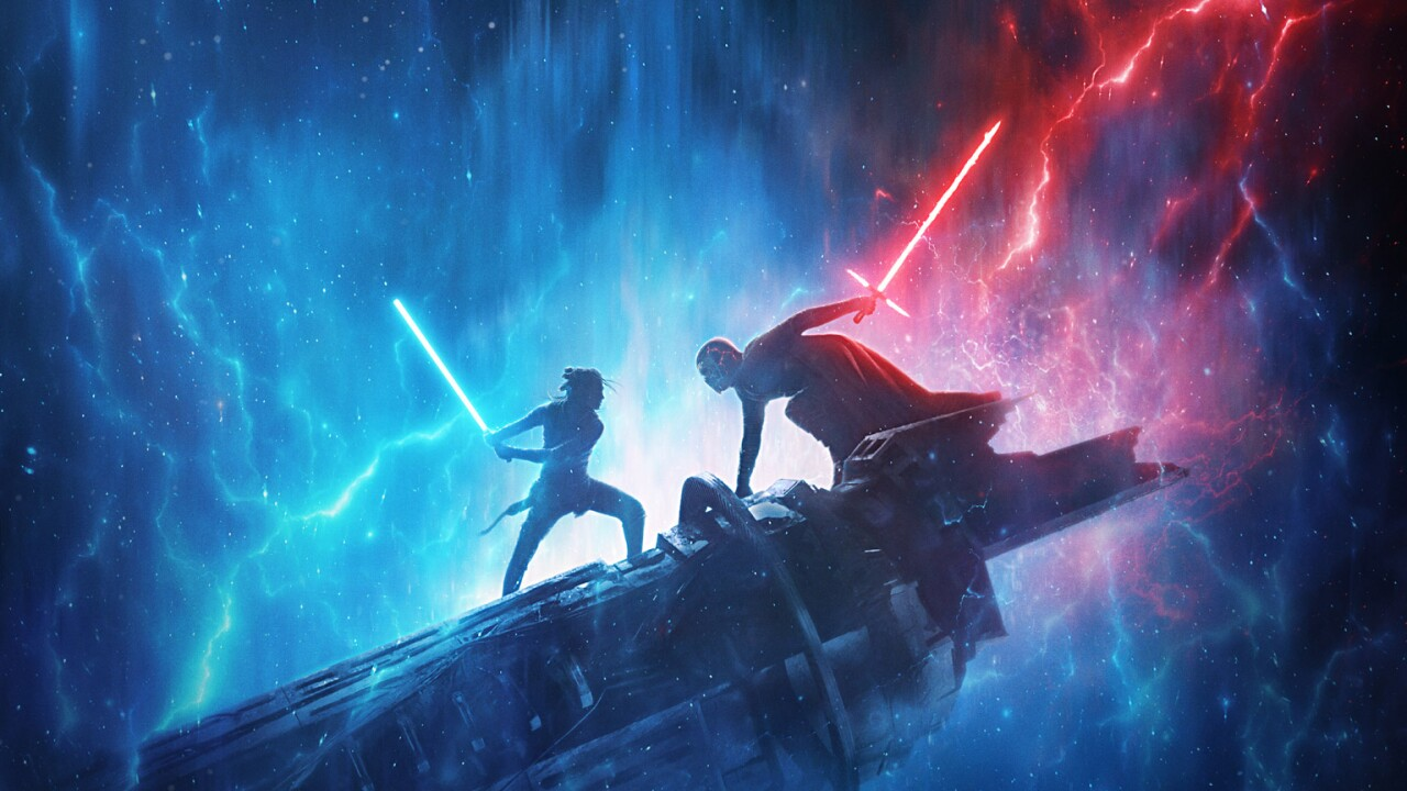 WATCH: New teaser released for 'Star Wars: The Rise of Skywalker' at D23 Expo