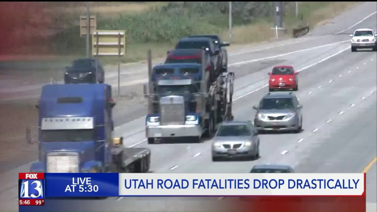 'Deadliest Days' becoming safer; officials warn against drunk driving on 24th