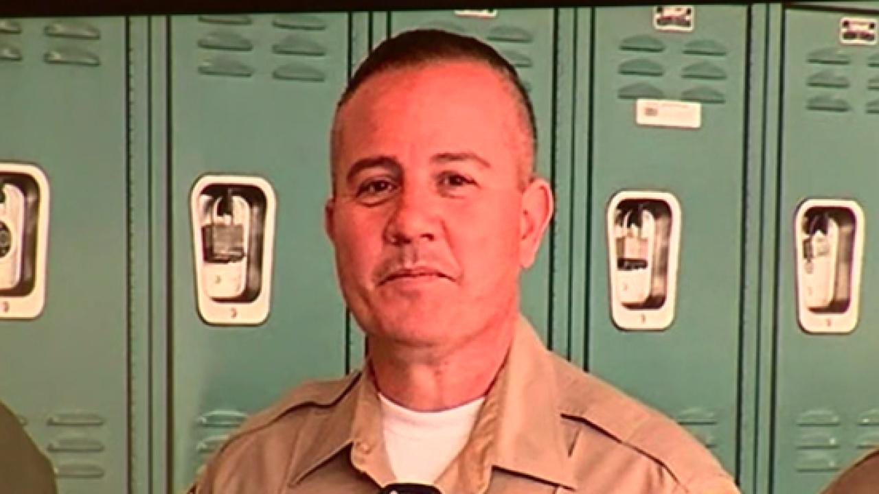 LA Deputy