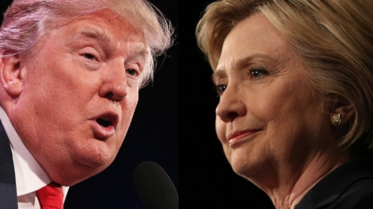 Both Hillary Clinton and Donald Trump struggle with accurate election dates