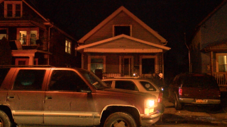 The Buffalo Fire Department says one person has died in a fire on Roesch Avenue.