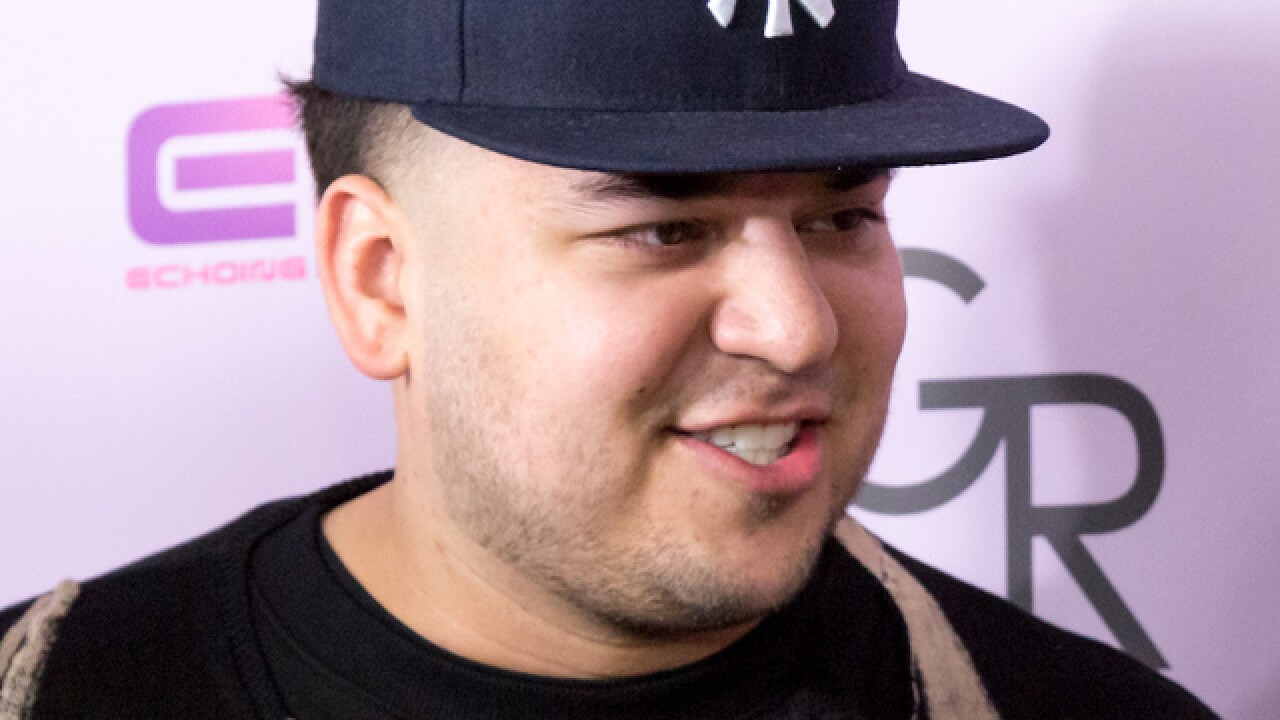 Instagram deletes Rob Kardashian's account after outburst, he claims