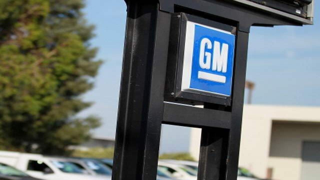US allows General Motors to delay recall to prove safety of air bags