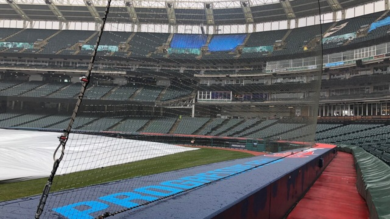 Fans will find MLB-mandated nets at Progressive