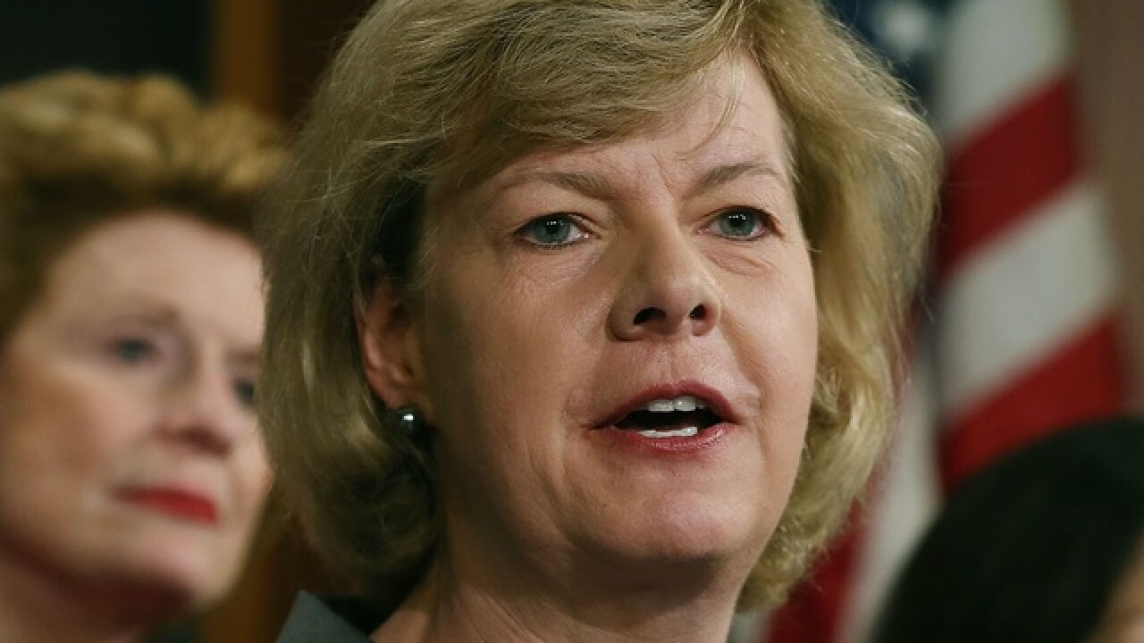 Senate candidate Leah Vukmir says Sen. Tammy Baldwin is on 'Team Terrorists'