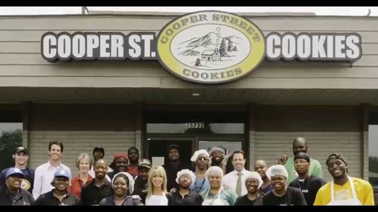 Local cookie company goes national