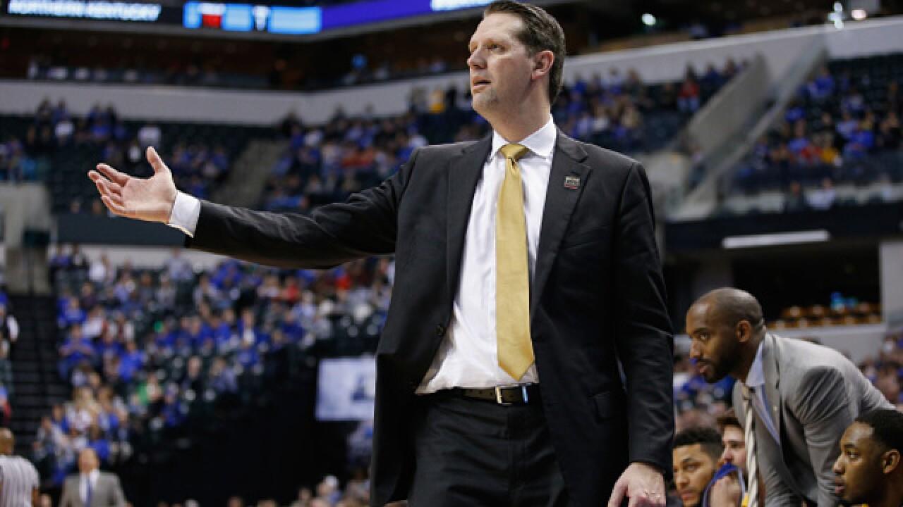 NKU offers head basketball coach new contract