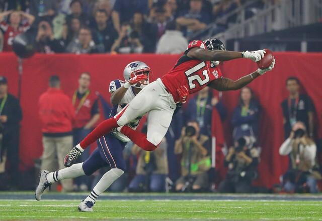 Images from Super Bowl LI