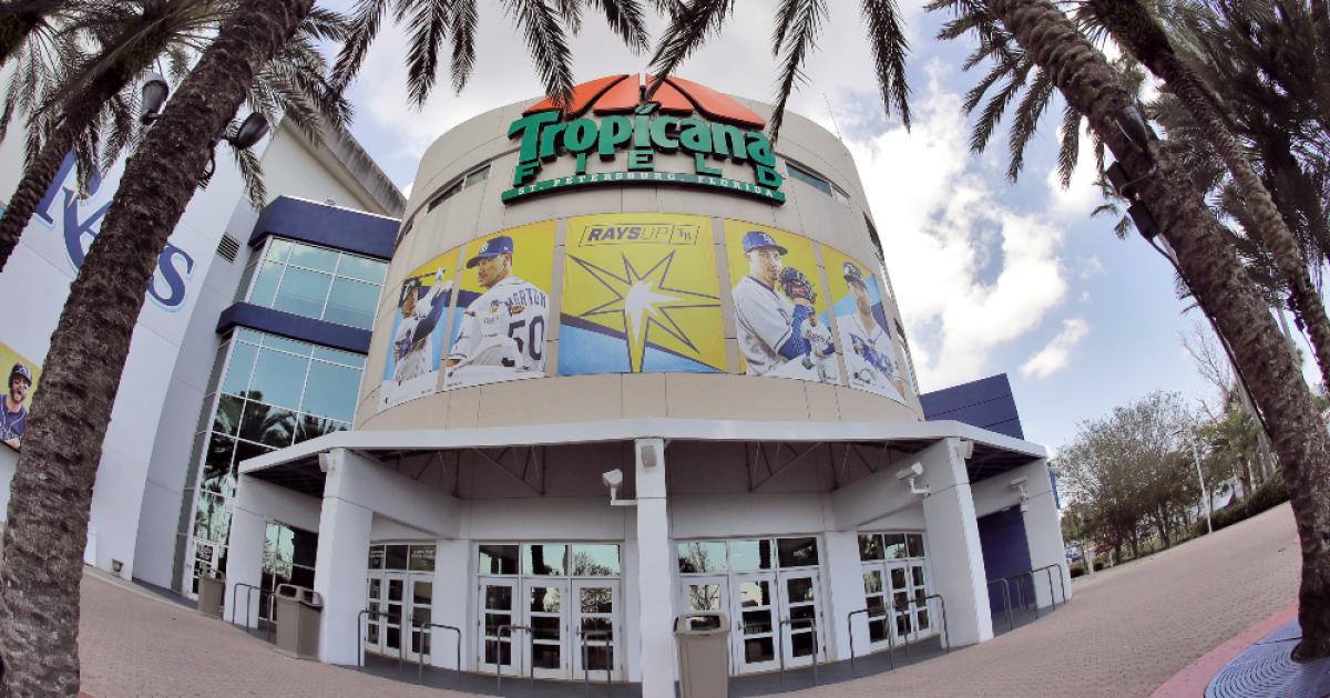 Tampa Bay Rays like playoff chances during pandemic-shortened season