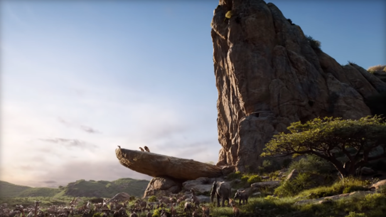 "Disney releases first trailer for live-action ""The Lion King"" remake"