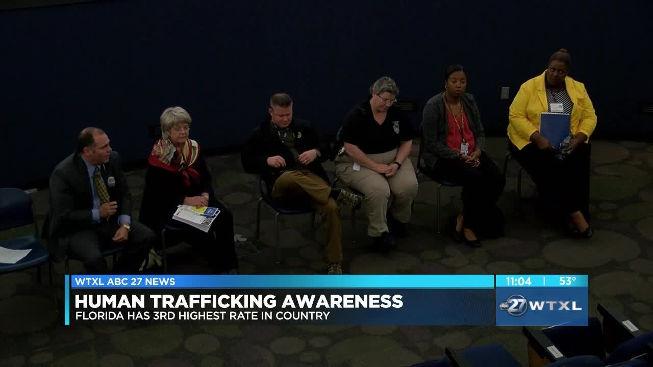 Tallahassee Outreach Program Provides Human Trafficking