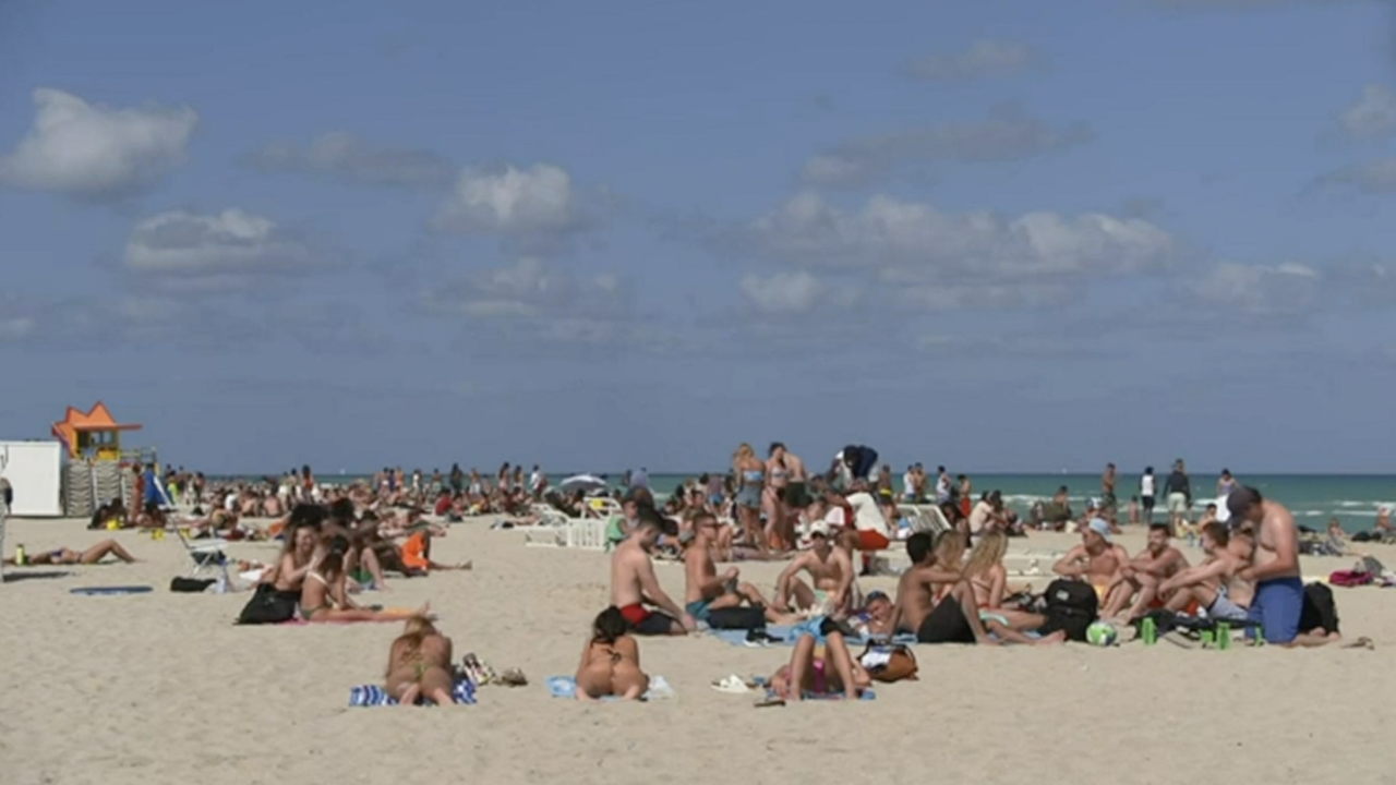 Spring break revelers, and gatherings and travel from the Easter and Passover holidays could be tough on the nation's COVID response in the next few weeks,  potentially spreading more mutations of the virus, known as variants.