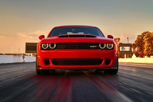 Photo gallery: Dodge Challenger SRT Demon offers 840 horsepower