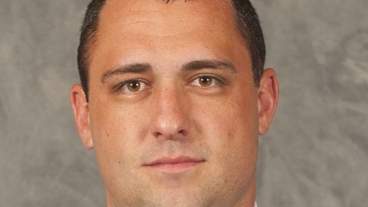 Ohio State fires WR coach Zach Smith after ex-wife files domestic violence protection order