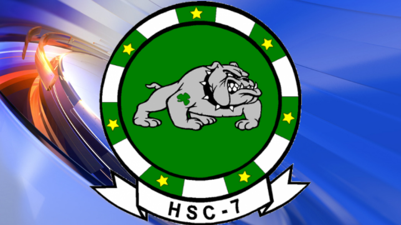 August's Squadron of the Month: HSC-7 The Dusty Dogs