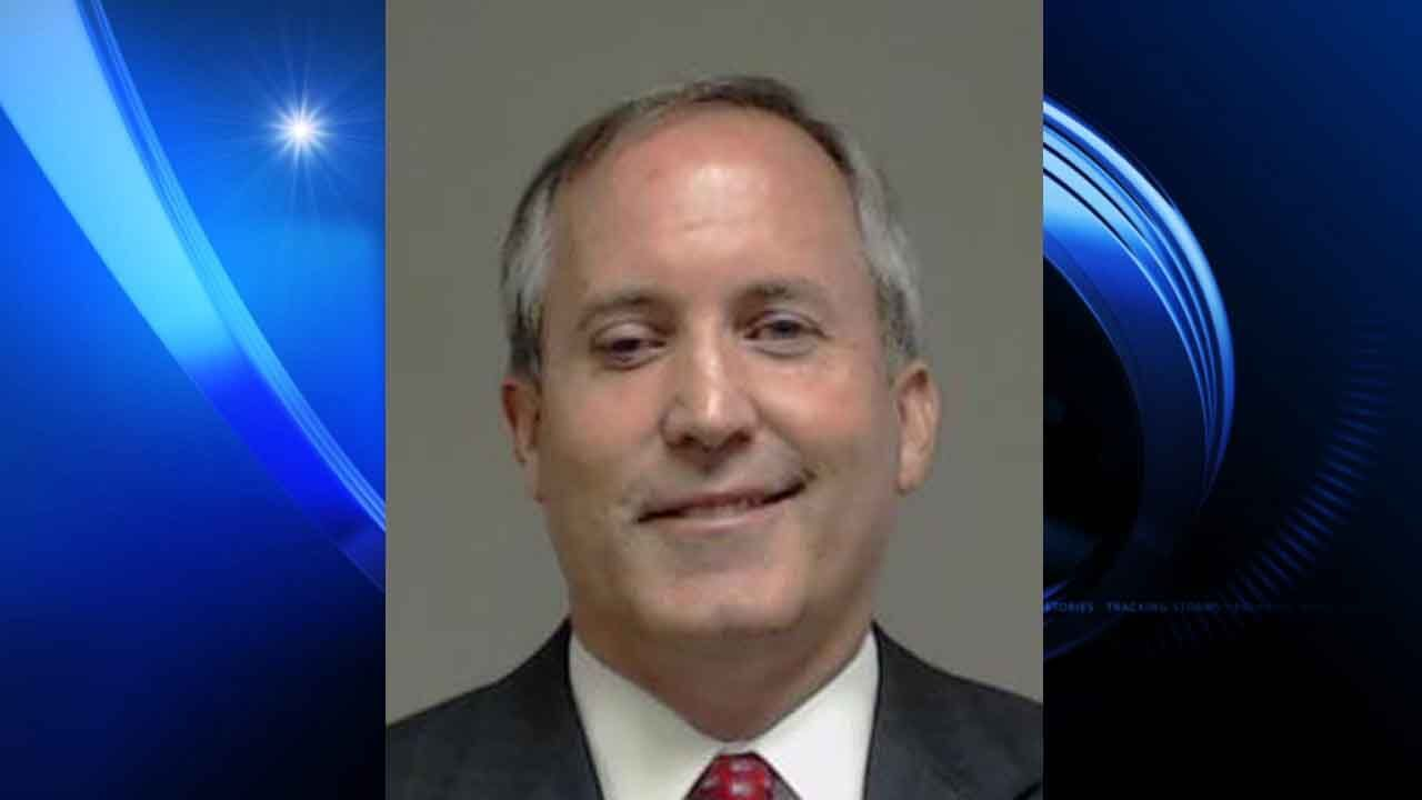 SEC charges AG Ken Paxton with securities fraud