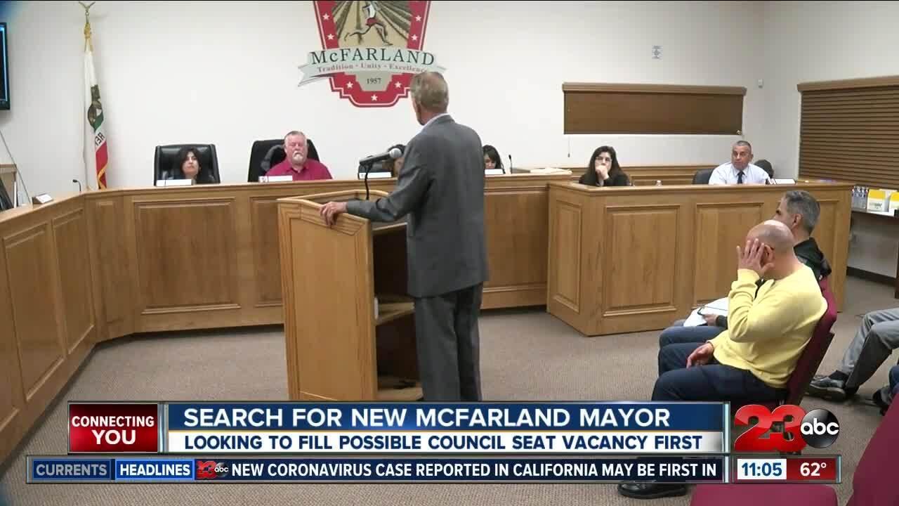 McFarland City Council