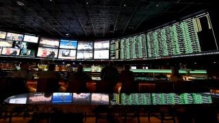 vegas sports betting sports books
