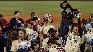 Florida State tops Washington to win first Women's College World Series title