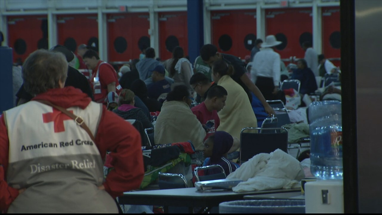 County emergency shelter will open across Coastal Bend.