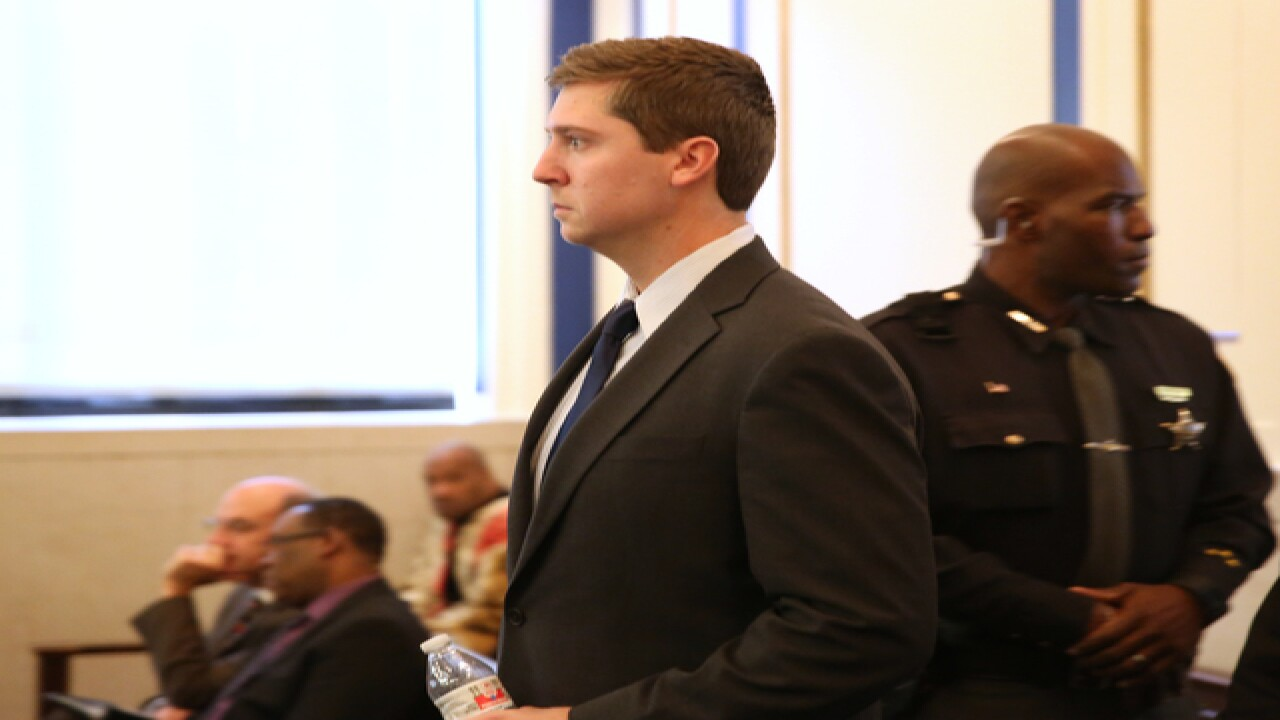 Judge declares mistrial in Ray Tensing murder trial