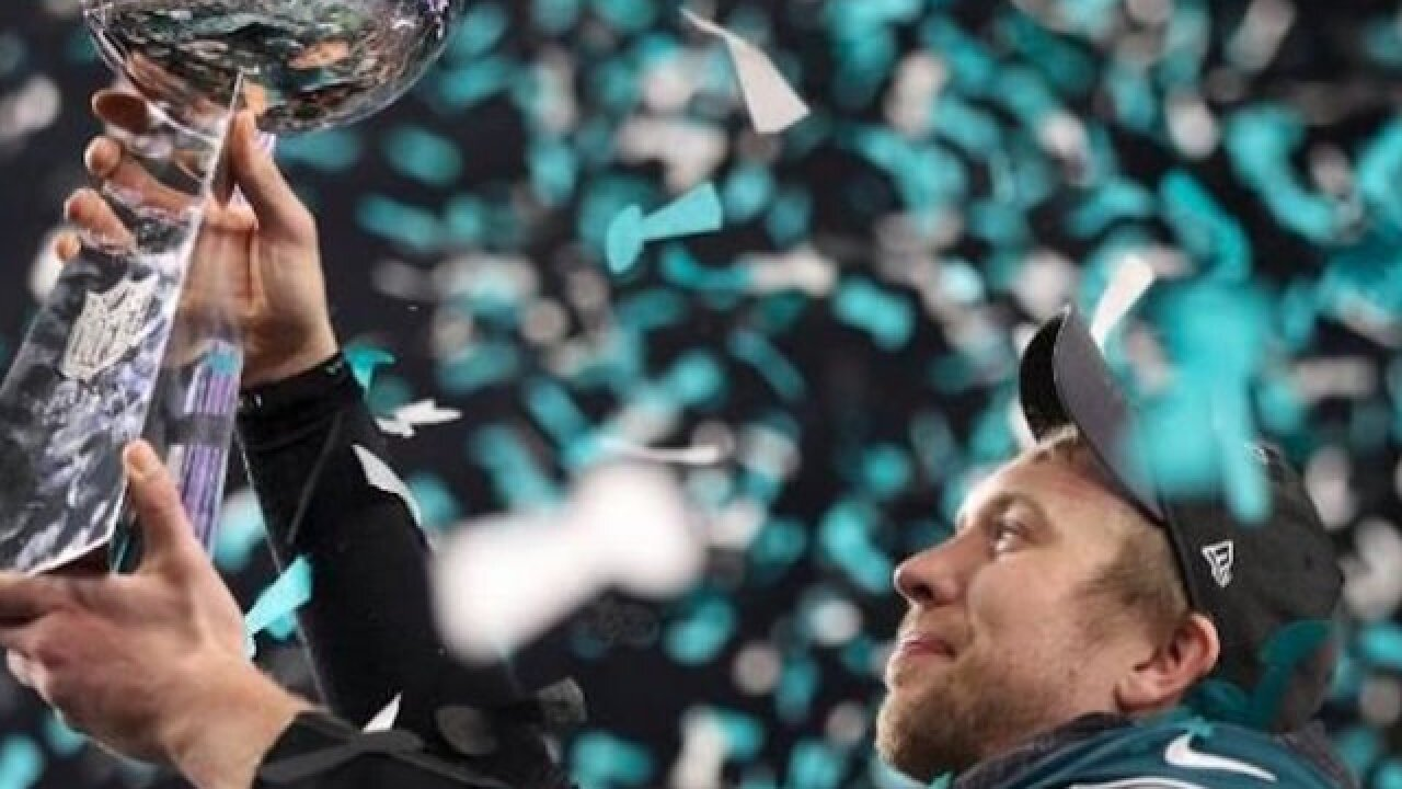 Super Bowl anti-terrorism documents left on plane