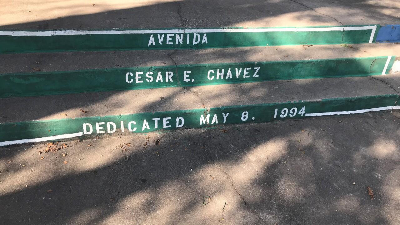 Cesar Chavez ave 2