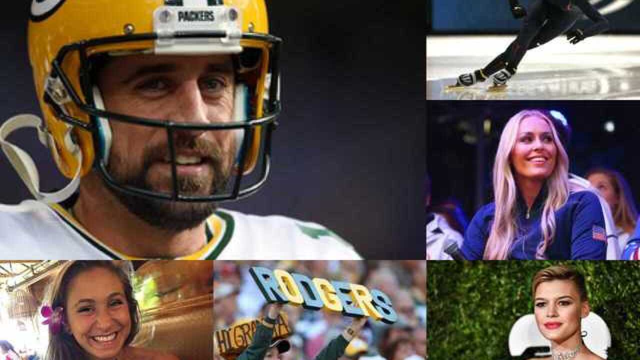 5 eligible women Aaron Rodgers could be dating