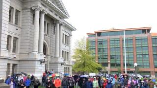 Ruth Bader Ginsburg vigil held in Missoula