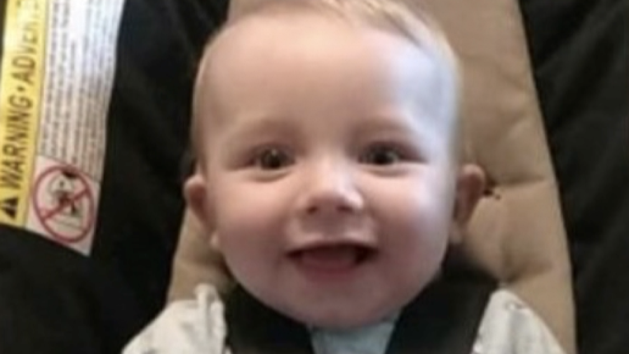 Amber Alert canceled; Columbia Falls baby found safe