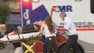 CSPD looking for video from auto-pedestrian crash that happened at Wednesday's protest