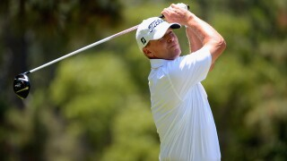 Steve Stricker right on the projected cut line after two rounds at the U.S. Open