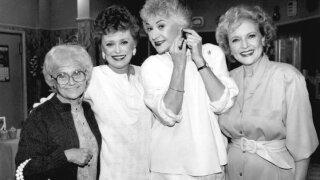 TV Golden Girls Popularity