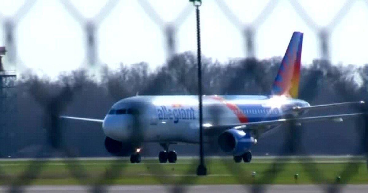Allegiant adding 4 new nonstop flights at Nashville International Airport - NewsChannel5.com