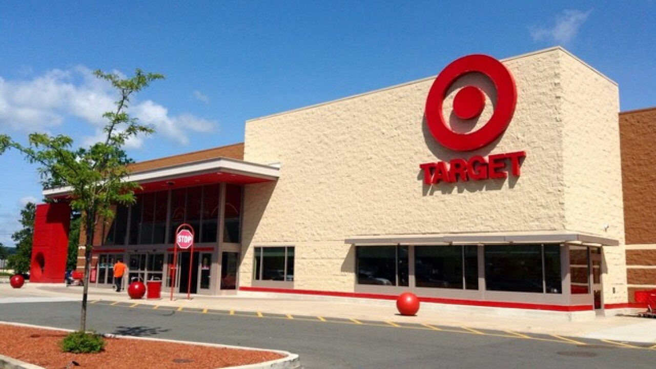 Target is testing new Drive Up app service