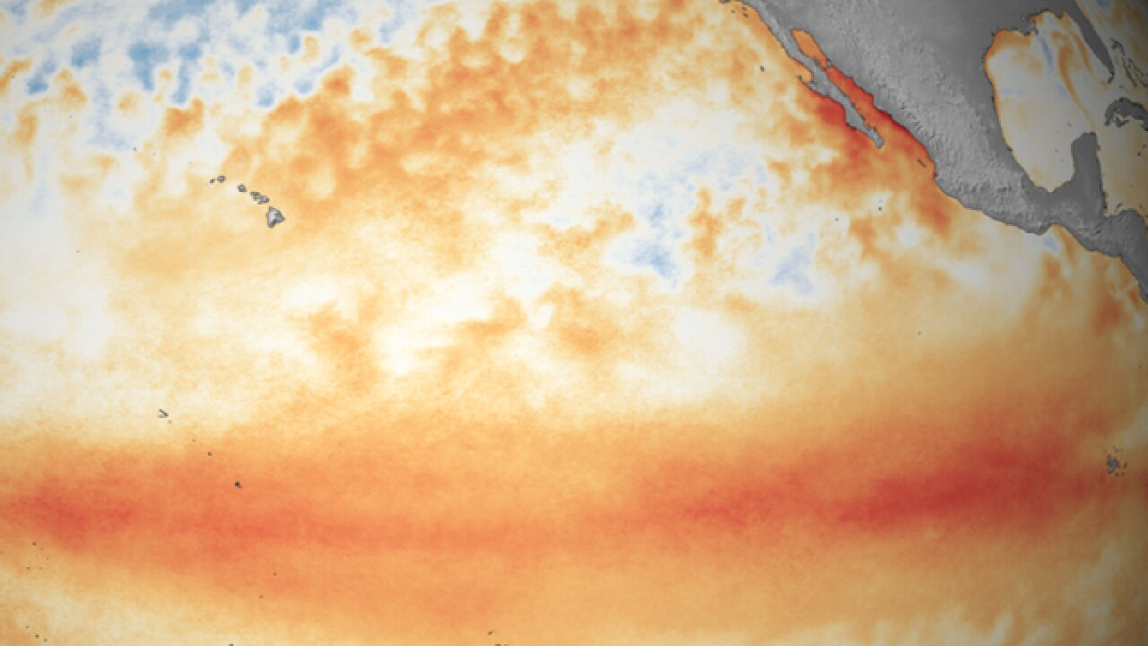 El Nino is out, La Nina is in